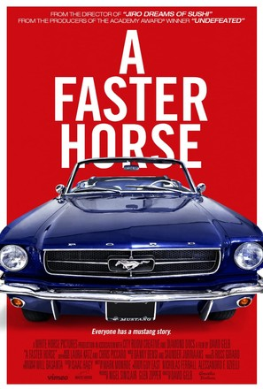 A Faster Horse - Movie Poster (thumbnail)