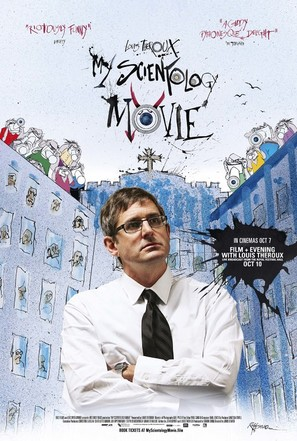 My Scientology Movie - British Movie Poster (thumbnail)