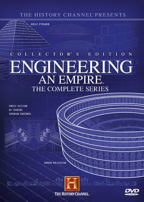 """Engineering an Empire"" - DVD movie cover (thumbnail)"