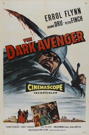 The Dark Avenger - British Movie Poster (thumbnail)