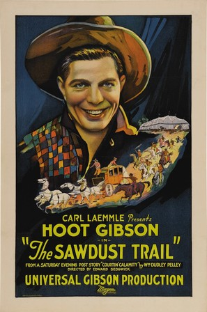 Sawdust Trail - Movie Poster (thumbnail)