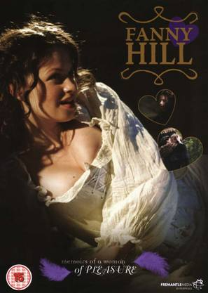 Fanny Hill - British Movie Cover (thumbnail)