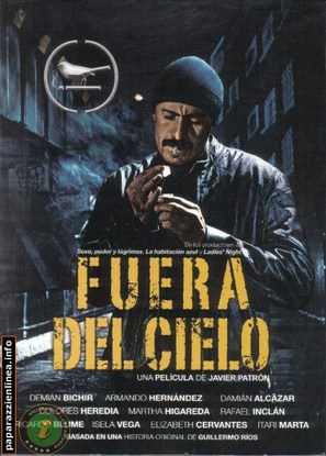 Fuera del cielo - Mexican Movie Poster (thumbnail)