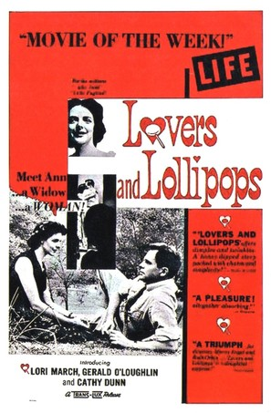Lovers and Lollipops - Movie Poster (thumbnail)