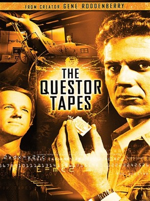 """""""The Questor Tapes"""" - DVD movie cover (thumbnail)"""