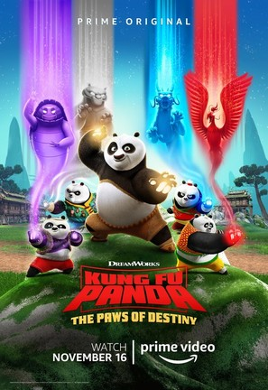 """Kung Fu Panda: The Paws of Destiny"" - Movie Poster (thumbnail)"