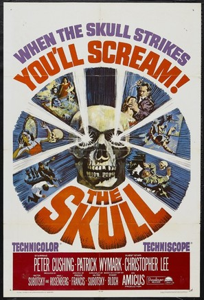 The Skull - Movie Poster (thumbnail)
