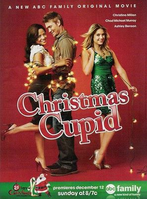 Christmas Cupid - Movie Poster (thumbnail)