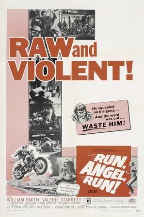 Run, Angel, Run - Movie Poster (thumbnail)