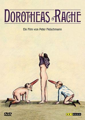 Dorotheas Rache - German Movie Cover (thumbnail)