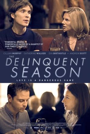 The Delinquent Season - Irish Movie Poster (thumbnail)