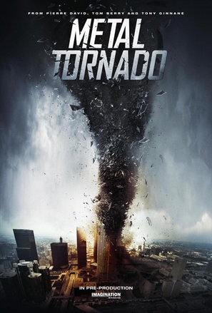 Metal Tornado - Movie Poster (thumbnail)