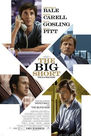 The Big Short - Movie Poster (thumbnail)