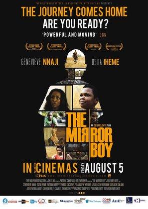The Mirror Boy - British Movie Poster (thumbnail)