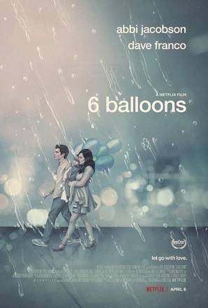 6 Balloons - Movie Poster (thumbnail)