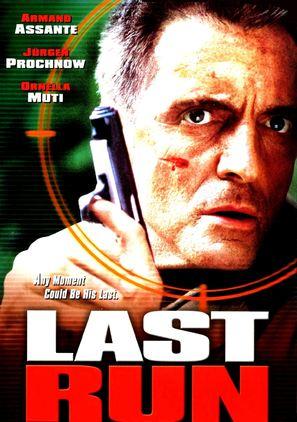 Last Run - DVD movie cover (thumbnail)
