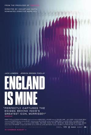 England Is Mine - British Movie Poster (thumbnail)