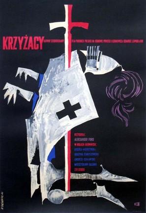 Krzyzacy - Polish Movie Poster (thumbnail)