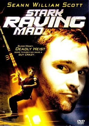 Stark Raving Mad - DVD cover (thumbnail)
