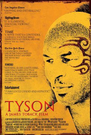 Tyson - Movie Poster (thumbnail)