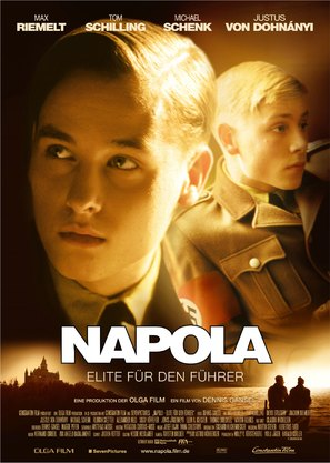 Napola - Elite für den Führer - German Movie Poster (thumbnail)