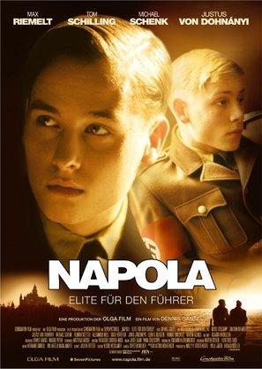 Napola - Elite für den Führer - German Movie Poster (thumbnail)