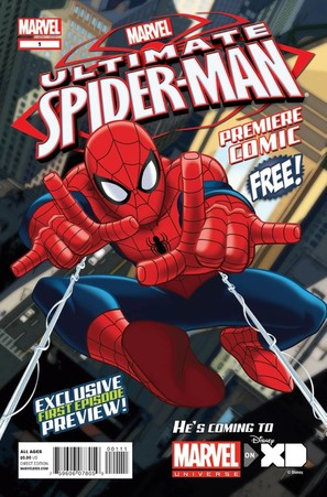 """""""Ultimate Spider-Man"""" - Movie Poster (thumbnail)"""