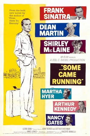 Some Came Running - Movie Poster (thumbnail)