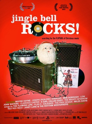 Jingle Bell Rocks! - Canadian Movie Poster (thumbnail)