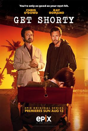 """Get Shorty"" - Movie Poster (thumbnail)"