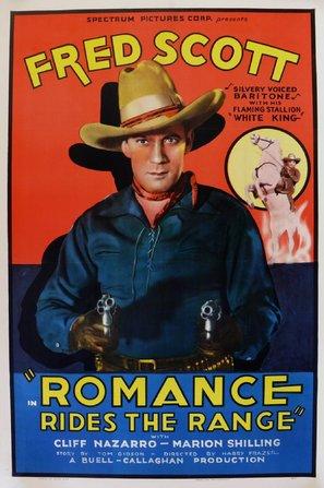 Romance Rides the Range