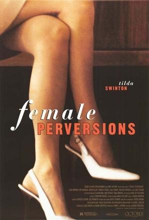 Female Perversions - Movie Poster (thumbnail)