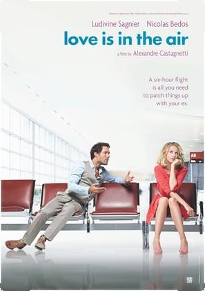 Amour et turbulences - Swiss Movie Poster (thumbnail)