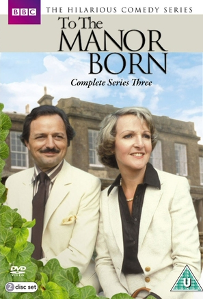"""To the Manor Born"" - British DVD movie cover (thumbnail)"