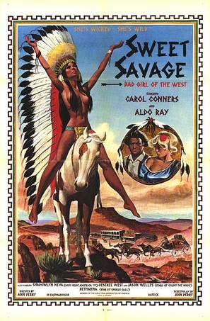 Sweet Savage - Movie Poster (thumbnail)