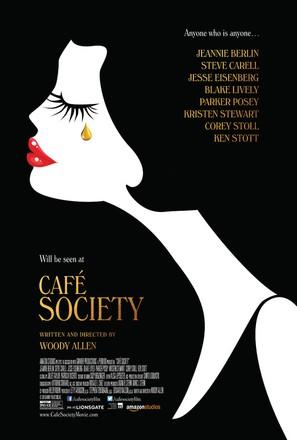 Café Society - Movie Poster (thumbnail)