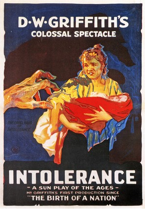 Intolerance: Love's Struggle Through the Ages - Movie Poster (thumbnail)