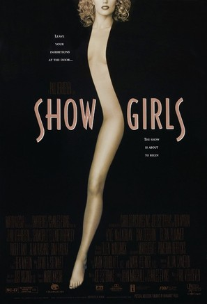 Showgirls - Theatrical poster (thumbnail)
