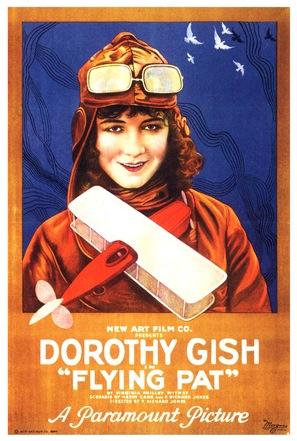 Flying Pat - Movie Poster (thumbnail)