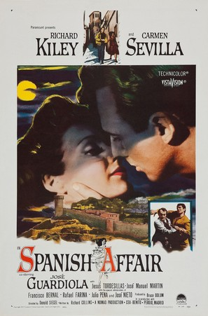 Spanish Affair - Movie Poster (thumbnail)
