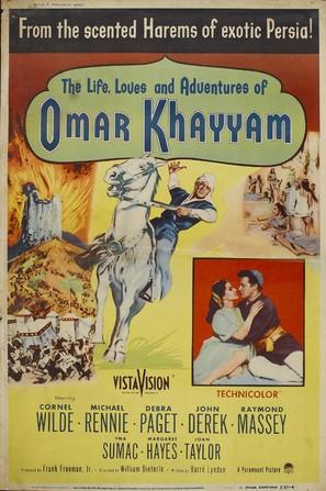Omar Khayyam - Movie Poster (thumbnail)