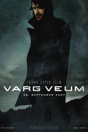 Varg Veum - Bitre blomster - Norwegian Movie Poster (thumbnail)