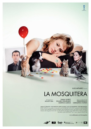 La mosquitera - Spanish Movie Poster (thumbnail)