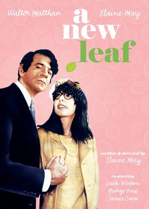 A New Leaf - DVD movie cover (thumbnail)