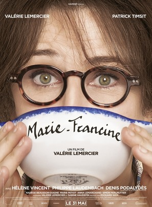 Marie-Francine - French Movie Poster (thumbnail)