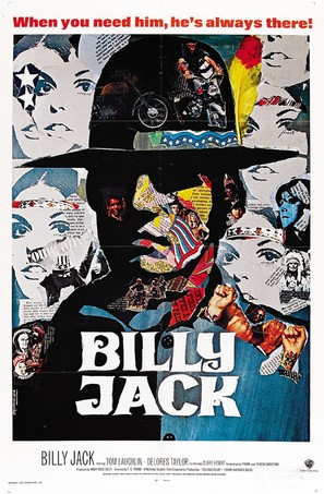 Billy Jack - Movie Poster (thumbnail)