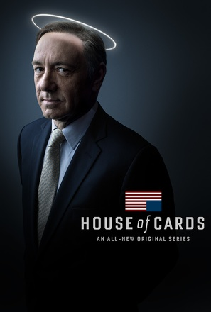 """""""House of Cards"""" - Movie Poster (thumbnail)"""