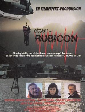 Etter Rubicon - Norwegian Movie Poster (thumbnail)