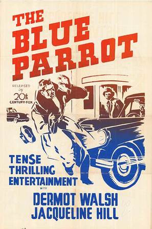 The Blue Parrot - Movie Poster (thumbnail)