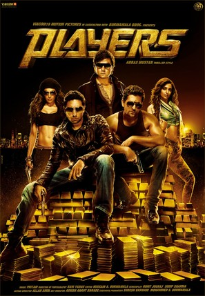 Players - Indian Movie Poster (thumbnail)